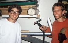 Birdy(BD-1)『マーカス・リーズ(Markus Riese)氏とハイコ・ミュラー(Heiko Mueller)氏』画像